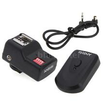 Speedlite Flash Trigger Wireless 1*Transmitter & 1*Receiver for Canon Nikon K4J5