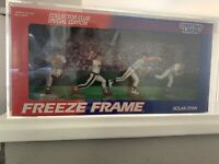 Nolan Ryan - 1995 SLU Starting Line Up FREEZE FRAME in New Acrylic Display Case