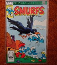 SMURFS (1982 Series) #2 Comics Book
