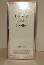 Lancome La Vie Est Belle Invigorating Fragrance Shower Gel 6.7oz BNIB