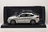 BMW X4 XDrive (F26) 2014 1/18 SILVER - PARAGON MODEL