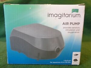Imagitarium Aquarium fish tank oxygen air pump 10 - 30 Gallons