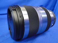 Sony SEL18200 E 18-200mm F3.5-6.3 OSS Alpha Lens Silver E-Mount Japan model New
