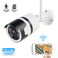 1080P CCTV WIFI Camera Outdoor Security Night Vision Wireless Smart System