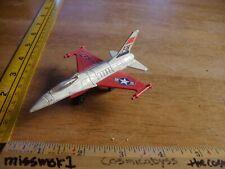 USAF F-16 military jet Matchbox die cast jet airplane 1970s