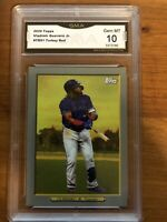 2020 Topps Turkey Red Vladimir Guerrero, Jr.  Blue Jays Graded 10 - Gem Mint