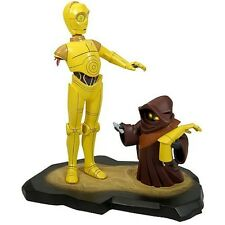 STAR WARS ANIMATED C-3PO MAQUETTE STATUE GENTLE GIANT FIGURE SIDESHOW