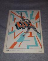 TAITO QIX 1981 ORIGINAL VIDEO ARCADE GAME SERVICE REPAIR MANUAL