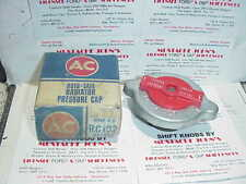 NOS 1954 to 1960 Corvette AC RC102 Radiator Pressure Cap 4 lb 850796
