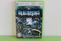 Dead Rising - XBOX360 Game PAL - English Version
