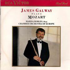 James Galway Plays Mozart (2 CD Set, 1988, RCA)