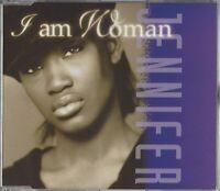 JENNIFER / I AM WOMAN * NEW MAXI-CD 1997 * NEU *