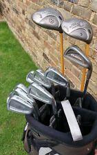 Mens Mizuno and Callaway Full Set of R/H 12 Golf Club Set