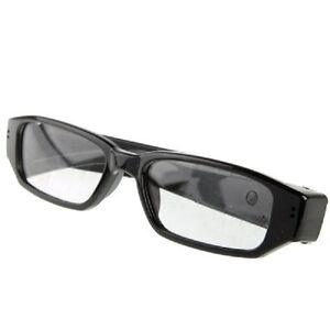 2GB VERSTECKTE KAMERA DESIGN BRILLE SPION SPY CAM GLASSES VIDEO MINI SPION A27