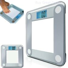 New Bath Bathroom Digital Scale Health Fitness Lighted Display Body Weight Scale