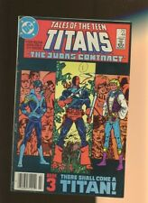 Tales of the Teen Titans 44 GD+ 2.5 * 1 * 1st as Nightwing! Deathstroke Origin!