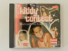DVD Best of Kiddy Contest Highlights aus 15 Jahren ORF