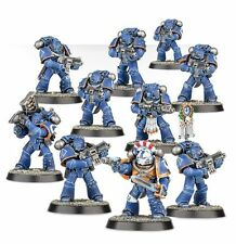 40K 30K Horus Heresy Calth Legion Tactical Squad Mk4 MkIV armour *New* (G150)