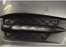 AMG W204 C Class Sport Carbon Fibre Fiber Daytime Running Lamp Surrounds