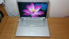 "Apple Macbook Pro 17"" (3,1) 2007 - Core 2 Duo @ 2.4ghz, 2GB, 250GB - CLEAN UNIT!"