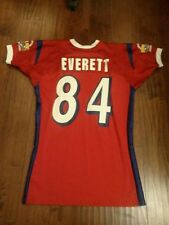 Miami Hurricanes Kevin Everett 2005 Senior Bowl game jersey mens 2XL Russell