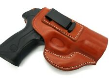 """Right Hand Brown Leather IWB Inside Pants Holster for BERETTA PX4 STORM 3.2"""""""