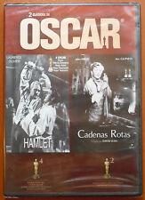 Hamlet 1948 + Cadenas rotas (Great Expectations) [DVD] Laurence Olivier ¡NUEVO!