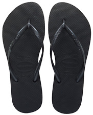 Original Havaianas Slim Flip Flops - Women - 15 Colours - UK Size 3 4 5 6 7 8