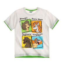 Camisas y camisetas de niño de 2 a 16 años Disney color principal blanco