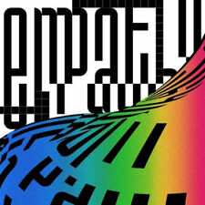NCT 2018 EMPATHY Album RANDOM CD+Photo Book+Card+Diary+Lyrics+GIFT CARD SEALED