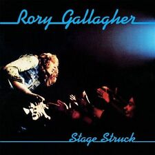 Rory Gallagher - Stage Struck CD Remastered Brand New Sealed Eric Clapton
