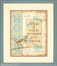 Dimensions 70-35272 - Home Memories - Kit broderie Point de Croix Compté