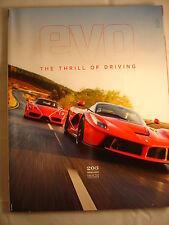 Evo Magazine issue # 203 - Enzo - Bentley GT3 R - Super estates - Lexus IS F