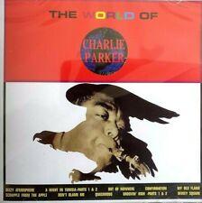 NEW SEALED - THE WORLD OF CHARLIE PARKER - Jazz Blues Sax Pop Music CD Album