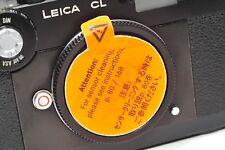 Genuine Leitz Wetzlar FRONT CAP for digital Leica M9 M8, code 14195
