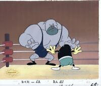 Ren & Stimpy Original Production Cel Cell Animation Art Mad Dog Spumco Lout 90s