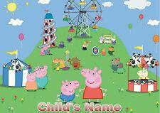 Childrens/kids A4 dinner mat/ place mat