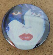 Kiss Paul Stanley Portrait 1.5 Inch Badge