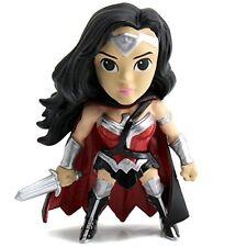 """Jada Toys Metals Batman V Superman 4"""" Classic Figure - Wonder Woman (M163) Toy"""