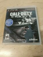 Call Of Duty Ghosts PlayStation 3 PS3 Activision