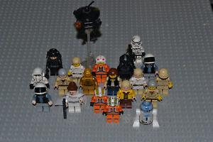 LEGO® Star Wars™ Figuren, Figur zur Wahl aus Episode IV, Sammlung, Konvolut Top