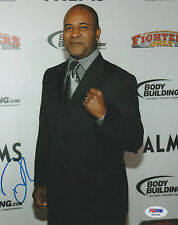 RAFAEL CORDEIRO SIGNED AUTO'D 8X10 PHOTO PSA/DNA COA UFC KINGS MMA MUAY THAI