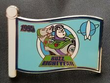 Disney - Mystery Box Set - Character Flags - Buzz Lightyear pin LE1000
