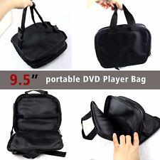 "9""-9.8"" Bag For In Car Portable DVD Players Case Bag Headrest Mount Strap Black"
