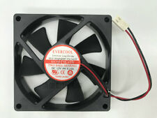1pcs  EVERCOOL EC8015L12B DC12V 0.14A 8015 80*15MM Fan 2pin