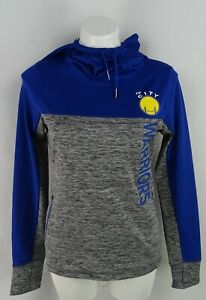Golden State Warriors NBA Women's G-III 1/4 Pullover Hoodie