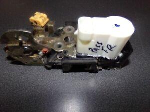02-09 2004 CHEVROLET TRAILBLAZER FRONT PASSENGER DOOR LOCK ACTUATOR LATCH OEM