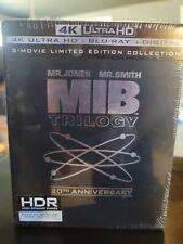 Men In Black Trilogy (4K Ultra Hd Blu-ray/Blu-ray/No Digital)