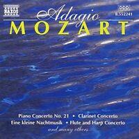 olfgang Amadeus Mozart - Adagio Mozart [CD]