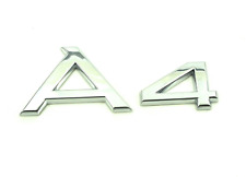 Genuine New AUDI A4 REAR BADGE For A4 Allroad 2010+ & A4 2004+ Avant Quattro S4